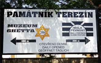 סיור בגטו טרזינשטט - Terezin