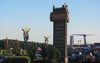העיר אקסקליבר - Excalibur city