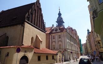 בית הכנסת הישן חדש של פראג - Prague Old New Synagogue