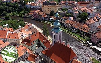 טיול בצ'כיה האחרת - לחזור לתקופת האבירים