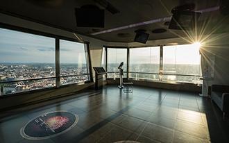 מגדל הטלוויזיה ז'יז'קוב בפראג - Zizkov Television Tower